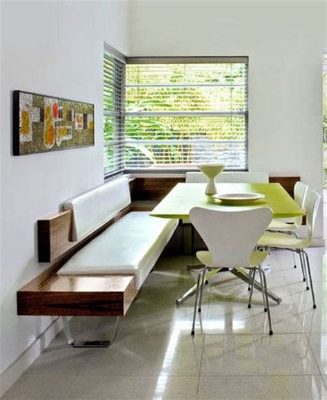kitchen banquette furniture home dzine home decor 16 dining room or kitchen banquettes