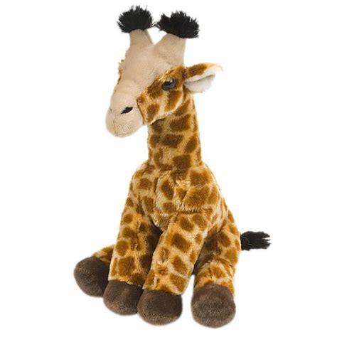 giraffe baby soft plush stuffed animal republic