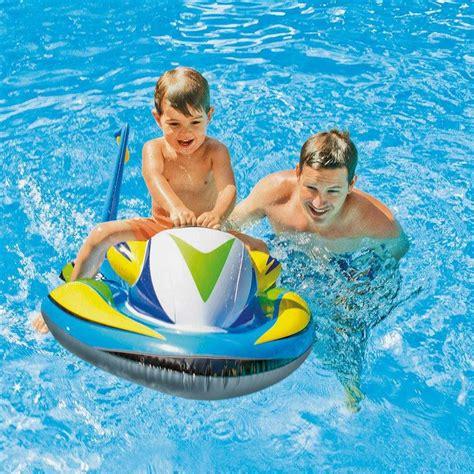 Intex Jet Ski jet ski infl 225 vel intex 117x77cm boia bote piscina infantil