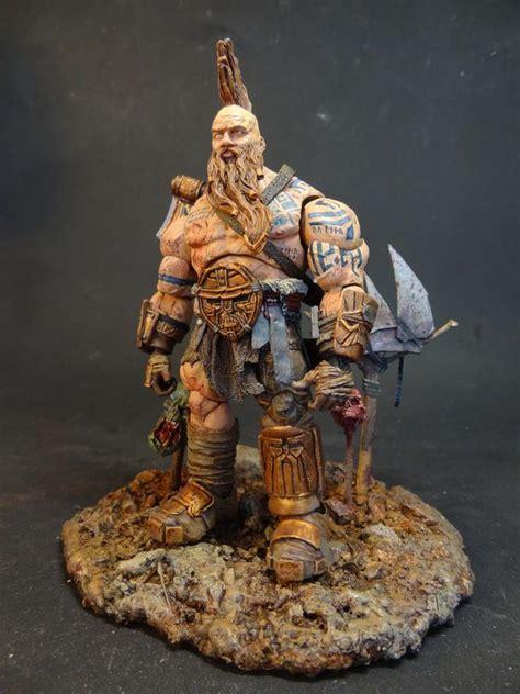 Dwarfs Warhammer warhammer slayer warhammer custom figure