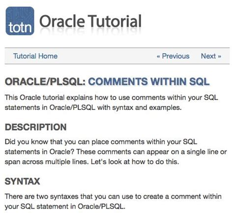 oracle sql query tuning tutorial 17 best images about oracle plsql on pinterest regular