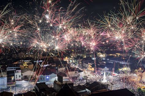 2018 new year celebrations around the world
