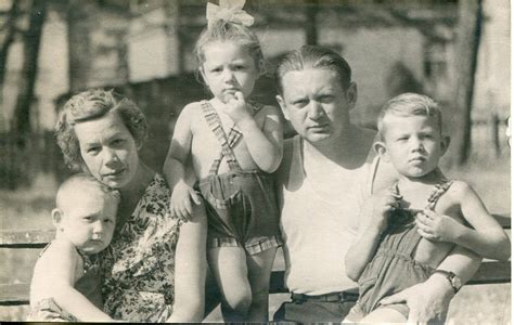 russian naturalist funny 1950s russian family summer snapshot vintage beach