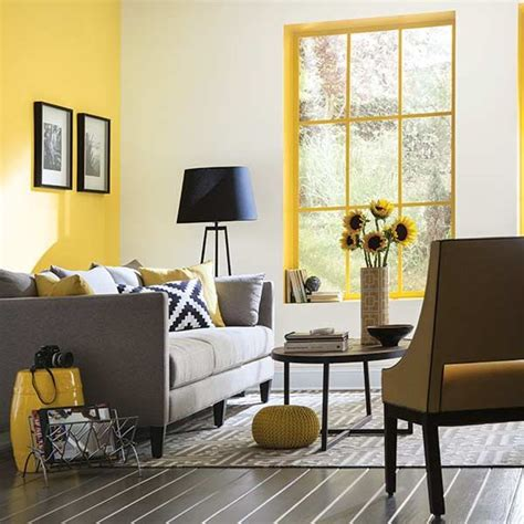 yellow accent wall color of the month may 2016 buttercup yellow accent