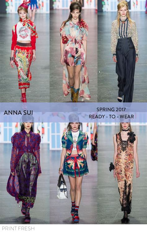 pattern runway 31 best images about spring 2017 ready to wear runway