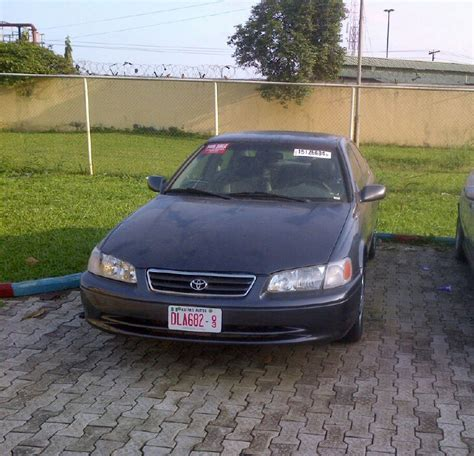 toyota camry leather seats for sale lagos cleared nonaccident 2001 toyota camry tokunbo