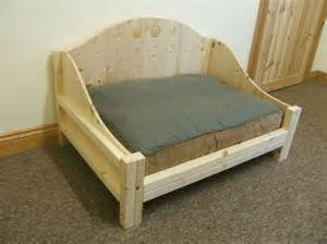 Pet Bed Frame Wooden Beds Sectional Buildings Medium Raised