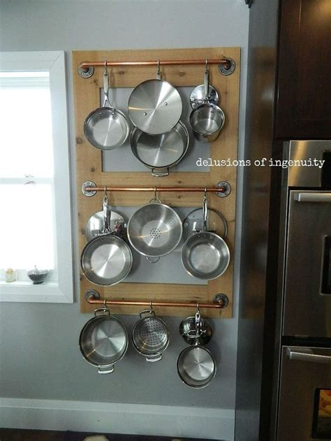 17 best ideas about pot racks on pot rack