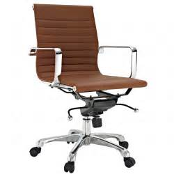 eames style 2 cushion office chair white office chair