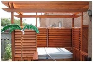 Elegant Hot Tub Enclosures trend Other Metro Craftsman