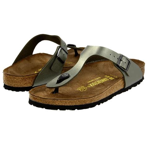 birkenstock sandals papillio by birkenstock s gizeh birko sandals