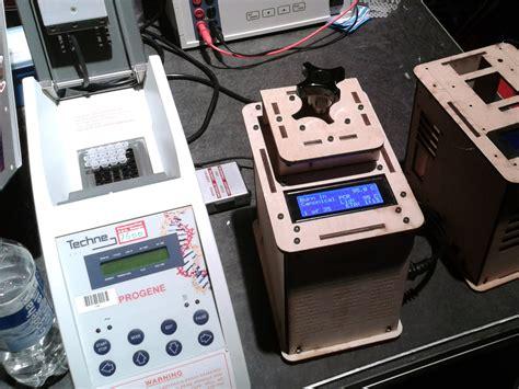 mini biography generator dna tests met diy bio groningen waag