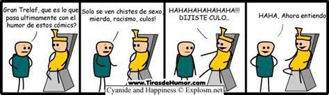 pics movibles graciosas chistes gr cyanide and happiness es espa 241 ol parte 1 humor taringa