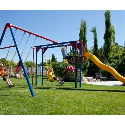 lifetime swing set reviews lifetime playground equipment playsets and swing sets review