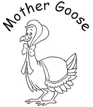 mother goose coloring pages free printable 38 best goose coloring pages and embroidery images on