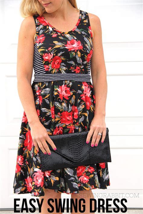 swing dress tutorial 12 summer dress sewing patterns
