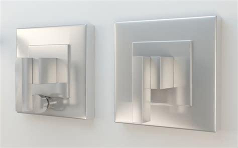 Kohler Shower Trim by Kohler Loure Rite Temp Bath Shower Trim Se 3d Model