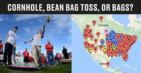 bean bag tournament names bean bag toss or bags what s the name of this