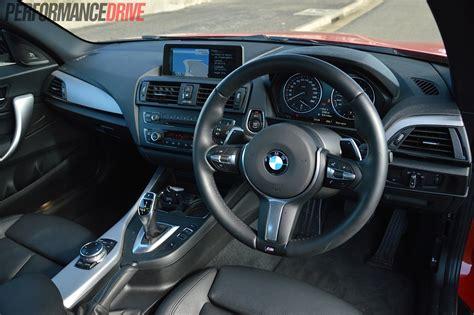 Bmw M235i Interior by 2014 Bmw M235i Review Performancedrive