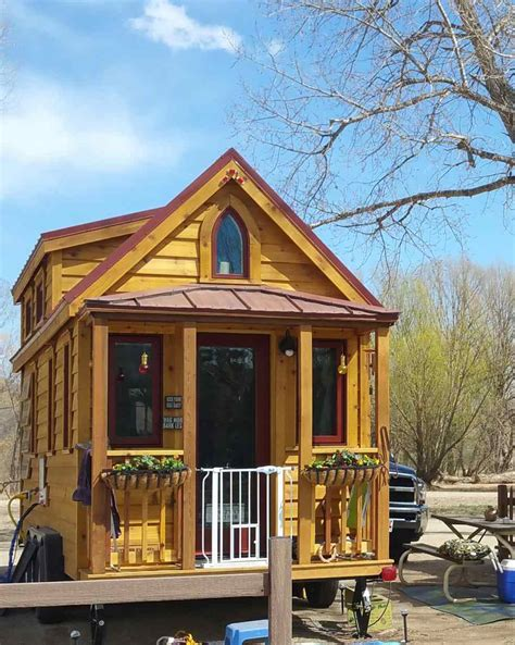 The Images Collection Of Cottage Much Does It Cost To Tumbleweed Tiny Houses Cost