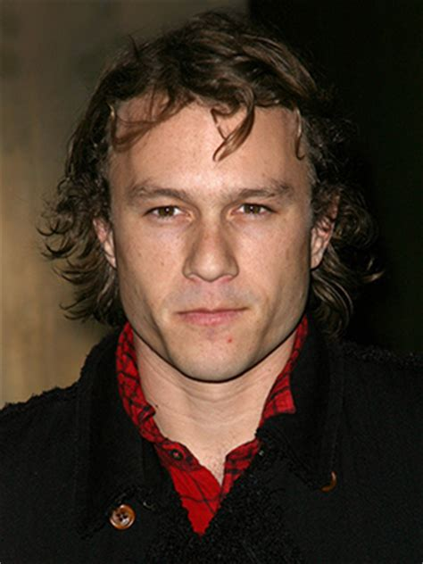 biography book on heath ledger heath ledger biography news photos and videos