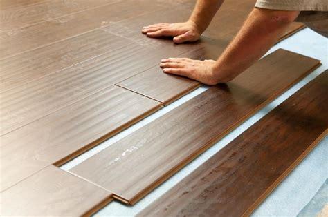 pavimenti in legno flottanti posa parquet flottante o incollata fratelli pellizzari