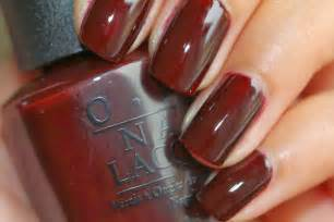 winter nail color opi winter nail colors 2015 nail and design