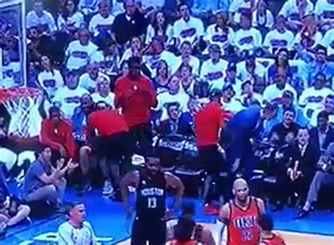 rockets bench rockets bench laughs at andre roberson s bad free throw shooting video larry brown