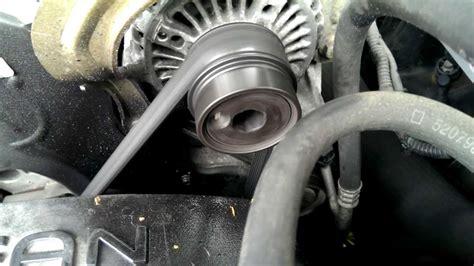 Jeep Wrangler Clutch Problems Jeep 2 8 Crd Alternator Clutch Problems