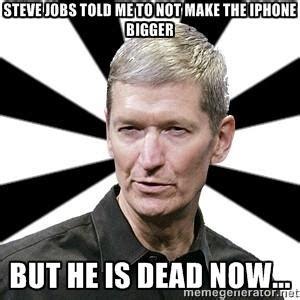 Tim Meme - steve jobs jokes kappit
