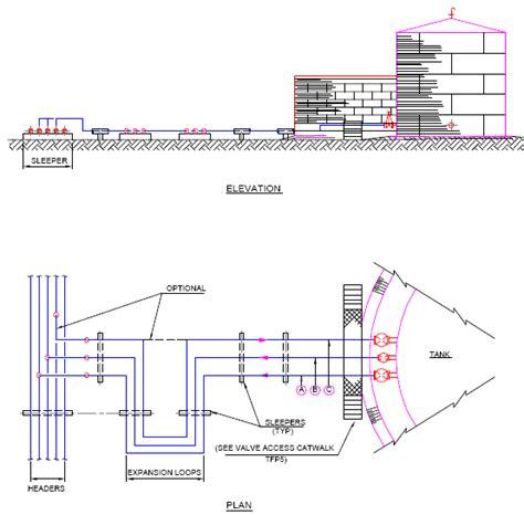 piping layout engineer piping engineering piping layout tankfarm piping and