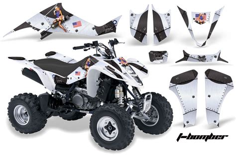 Suzuki Ltz 400 Aufkleber by Suzuki Ltz 400 Atv Graphic Decal Sticker Kit
