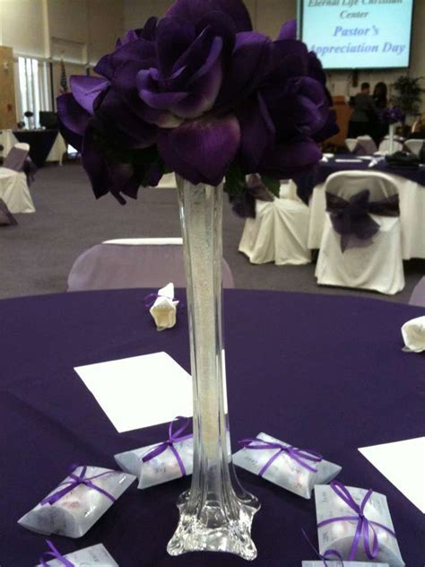 Purple Pastors Appreciation Party Ideas   Pastor, Pastor
