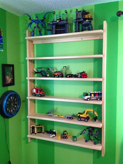 lego display shelf big boy s room shelf