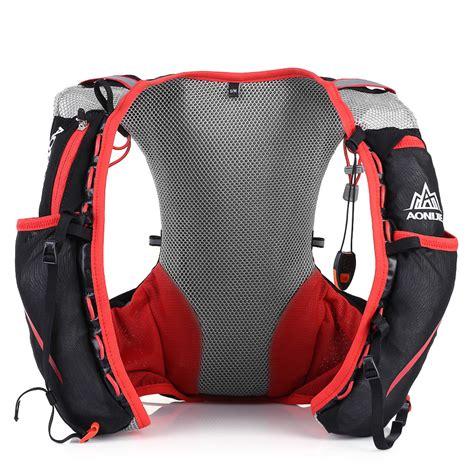 Tas 5 In 1 aonijie tas olahraga 5l dengan hydration slot 1 5l size l xl black jakartanotebook