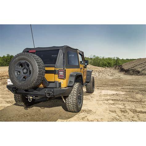 rugged ridge catalog rugged ridge 13750 39 bowless soft top black 07 16 jeep wrangler jk 2 door