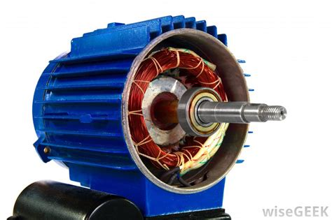 Picture Of Electric Motor by What Is An Electromagnetic Motor With Pictures