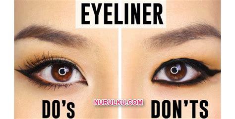 Eyeliner Spidol Wardah 16 merk eyeliner yang bagus dan harganya nurulku