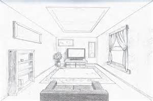 best 25 one point perspective room ideas on 1