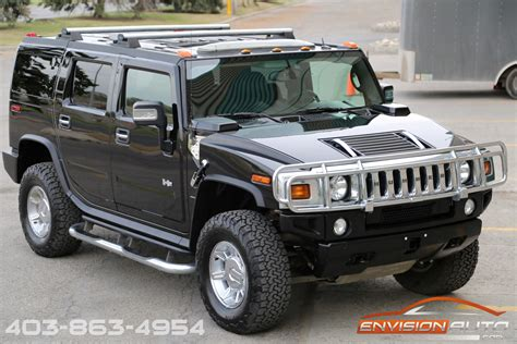 luxury hummer 2006 h2 hummer suv luxury package air ride only 92kms