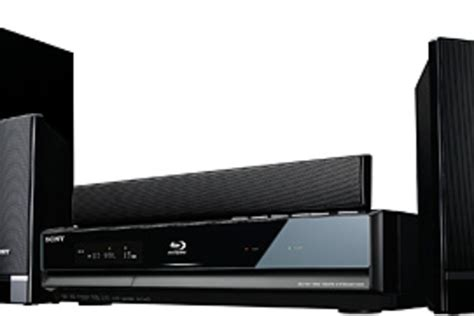 sony bdv e300 disc home theater system uncrate