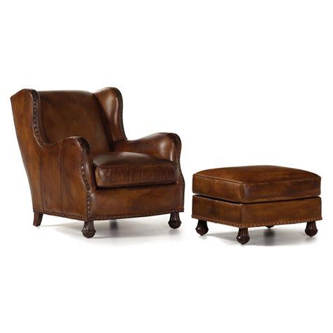 hancock and ottoman hancock and 4774 hargrave chair ottoman discount