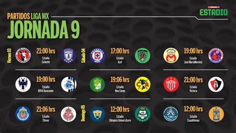 resultados d la jornada 9 2016 liga mx 5 de marzo capital m 233 xico resultados jornada 9 liga mx clausura 2017