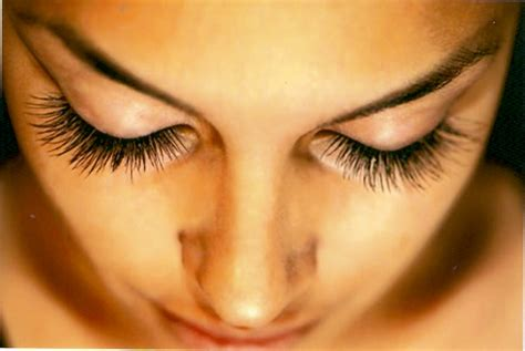 Your Lashes by On Stage Hair Design Did You You Could Dye Your