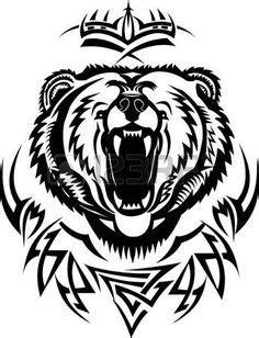 bear logo tattoo dublin grizzly bear clip art grizzly bear head vector item 3