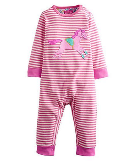 Sleepsuit Mothercare Sale 1 Joules Baby Stripe Footless Sleepsuit All In Ones
