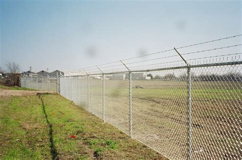 security fencing prices your best options and types