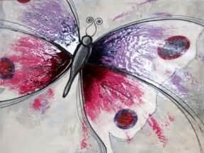 imagenes de mariposas abstractas pinturas cuadros lienzos pinturas de mariposas abstractas