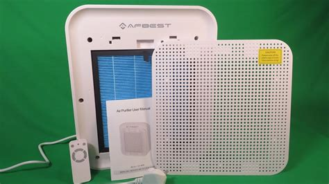 af  air purifier  asthma  hepa active carbon