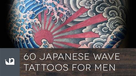 japanese wave tattoo 50 japanese wave tattoos for